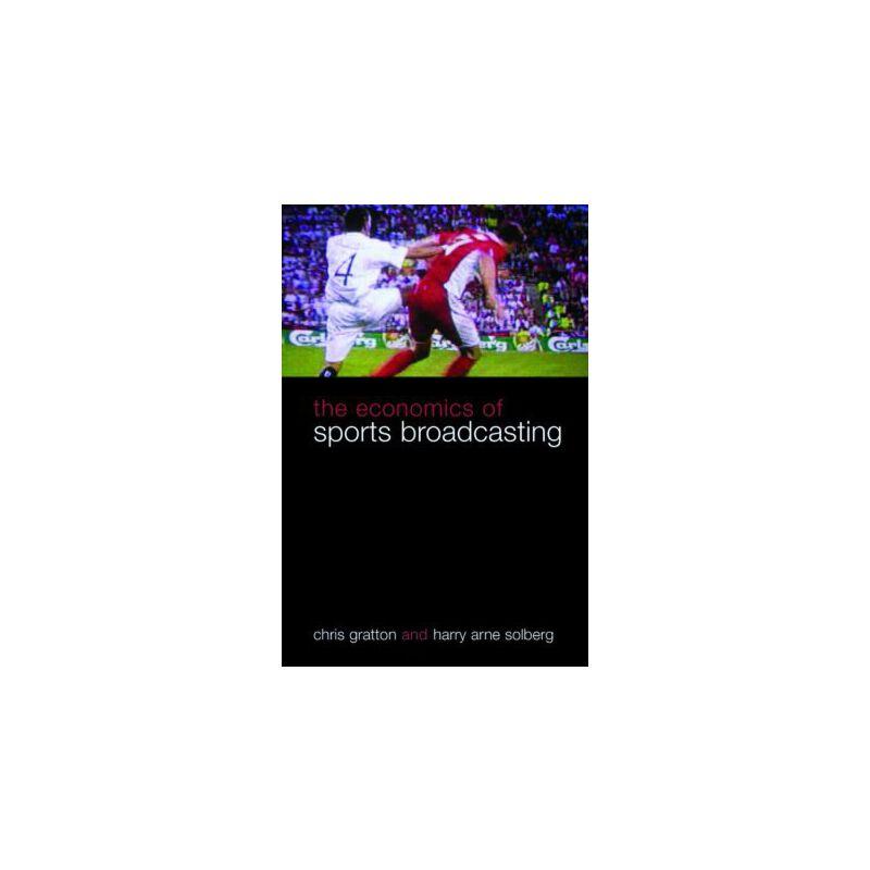 【预订】The Economics of Sports Broadcasting 9780415357807 美国库房发货,通常付款后3-5周到货!