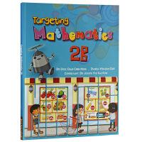 【中商原版】【新加坡数学教材】Targeting Mathematics Textbook 2B 学生书