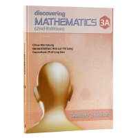 【中商原版】【新加坡中学数学教材】Discovering Mathematics Teacher's Guide 3A