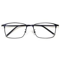 2018082601083252018 新款复古近视眼镜框男轻方形眼镜架女全框大脸细框配镜成品平光性感潮流