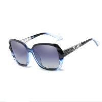 2018新款防紫外线墨镜女潮偏光圆脸大框眼镜同款太阳镜明星同款