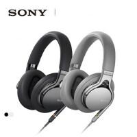 Sony/索尼 MDR-1AM2 头戴式HIFI 重低音4.4平衡带麦耳机1A升级