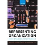 【预订】Representing Organization: Knowledge, Management, and t