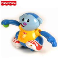 Fisher-Price费雪 顽皮小猴子 宝宝儿童益智玩具 H8128 学爬玩具