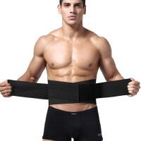 新款三合一可拆卸护腰 健身训练护腰带 篮球羽毛球男透气保暖加压运动腹带