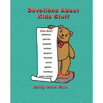 【预订】Devotions about Kids Stuff 预订商品,需要1-3个月发货,非质量问题不接受退换货。