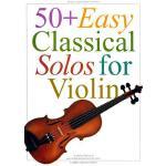 【预订】50] Easy Classical Solos for Violin
