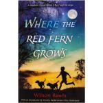 【现货】英文原版 红色羊齿草的故乡 Where the Red Fern Grows 青少读物 假期读物推荐