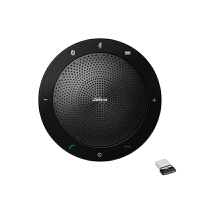 Jabra/捷波朗 Speak 510+MS蓝牙音箱免提通话视频会议扬声器USB音响