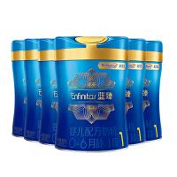 美赞臣(MeadJohnson)蓝臻荷兰原装进口婴儿配方奶粉1段 900克*6罐 整箱装