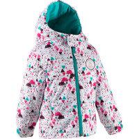 儿童棉服男 女童宝宝加厚连帽防水棉衣外套