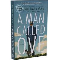 [现货]英文原版 A Man Called Ove 一个叫奥威的男人
