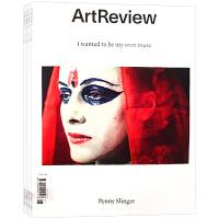 英国 ArtReview 杂志 订阅2021年 F15 艺术评论 艺术与设计杂志
