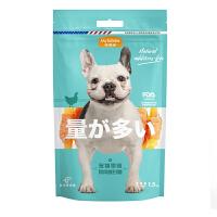 麦富迪狗狗零食鸡肉干卷甘薯1.5kg量超大狗零食