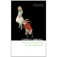 爱丽丝梦游仙境 英文原版书 Alice's Adventures in Wonderland 英文版