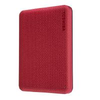 东芝(TOSHIBA) 2TB 移动硬盘 V10系列 2tb USB3.0 2.5英寸 兼容Mac 轻薄便携 密码保护