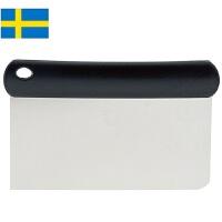 【当当海外购】瑞典进口Orthex 不锈钢切面刀烘焙刮板-0.3毫米超薄