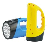 雅格手电充电式手电筒 多功能台灯 LED手提灯 应急灯