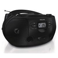 Philips/飞利浦 AZ1068 CD机USB播放机器 SD 录音机/收录机/胎教机 380升级 扩音器 380升级