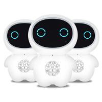 趣铭 TM12智伴儿童智能机器人 早教故事机玩具教育陪伴益智语音对话学习机