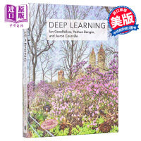【中商原版】深度学习 英文原版  Deep Learning Jayme Adelson-Goldstein 计算机科学与人工智能 AI圣经