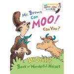 【正版现货】Mr Brown Can Moo! Can You Dr Seuss 9780385387125 Rand