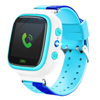 【限时抢】智力快车s7触屏拍照儿童电话手表定位智能电话手表学生手机男孩女孩生活防水可插卡玩具