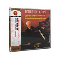 正版音乐 肖邦集正宗的肖邦 鲁宾斯坦珍贵录音CD 钢琴曲