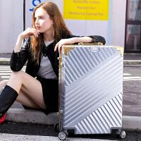 铝框拉杆箱24寸复行李箱万向轮旅行箱26皮箱男女密码登机箱20