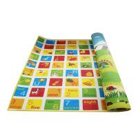 【当当自营】Hape宝宝XPE爬行垫高密度材质加厚180*150*2cm儿童环保双面E8062