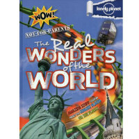 Not For Parents: Real Wonders of the World《孤独的星球:世界奇迹》ISBN 9