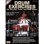 【预订】Drum Exercises for the Pop, Funk, and R&B Player [With