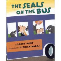 【预订】The Seals on the Bus