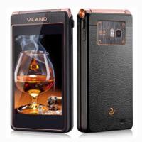 V.Land/葳朗 VL69 3.5英寸双屏翻盖安卓4.0 电信双模手机