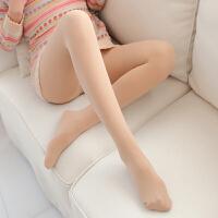 2双装 丝袜连裤袜防勾丝薄款黑色中厚打底袜春秋季肉色美腿袜女 均码