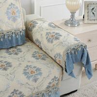 欧式四季沙发垫套装 沙发坐垫巾