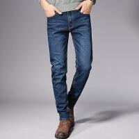 Lee Cooper男士牛仔裤男春夏季直筒宽松长裤子男夏季薄款