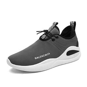 罗兰船长  时尚潮流运动鞋 灰色 41D