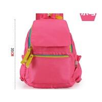 小学生书包双肩包男女童小孩书包旅游轻便时尚休闲儿童背包旅行潮世帆家SN6381
