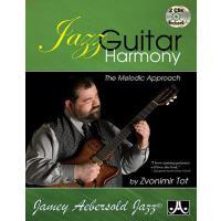 【预订】Jazz Guitar Harmony: The Melodic Approach, Book & CD 978