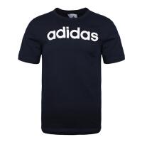 adidas阿迪达斯2019男短袖舒适透气运动休闲圆领T恤DU0406