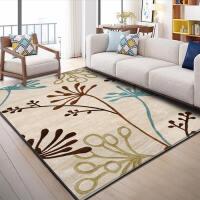 北欧满铺可爱简约现代客厅茶几沙发地毯卧室床边毯长方形