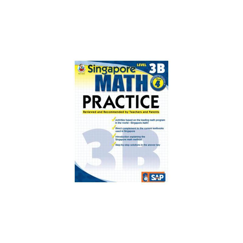 【预订】Math Practice, Grade 4 预订商品,需要1-3个月发货,非质量问题不接受退换货。