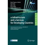 e-Infrastructure and e-Services for Developing Countries: T
