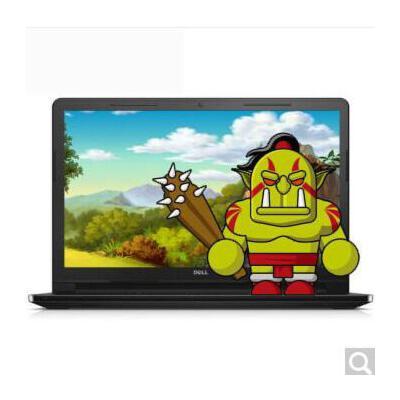 戴尔(DELL)飞匣14E-3525 14英寸轻2G独显薄商务办公游戏笔记本电脑i5第七代 14ER-3525B黑色 4G内存 500GB硬盘 Win10I5-7200 4G 500G 2G显标配