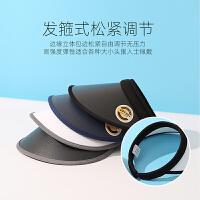 Makino/犸凯奴 夏季遮阳帽防晒帽遮脸防紫外线UPF50 +空顶太阳帽子