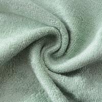 时尚竹浆纤维洁面洗脸毛巾3条装女士小毛巾 幼儿园儿童小方巾