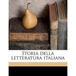 【预订】Storia Della Letteratura Italiana Volume 1 978117188456