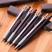 Redcircle国产红环 600 全金属 自动铅笔 活动铅笔 线稿笔0.3-2.0