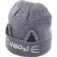帽子女冬天韩版时尚潮秋冬季毛线帽韩国羊毛针织帽百搭甜美可爱月子帽
